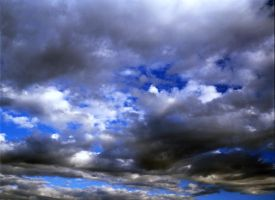 Tumultuous Sky by rdswords