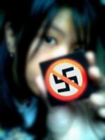 no to nazi by scarscobwebstime
