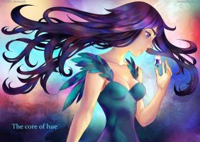 The Core Of Hue by Jennaris