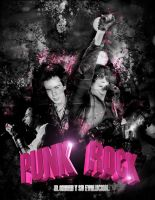 Punk Rock - Poster by Mgl-23