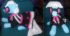 January 2012 Photo Finish Plush for sale discount by Sophillia