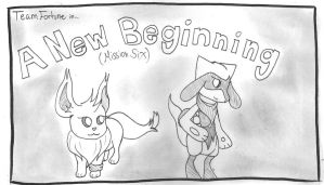 A New Beginning by MissFluffyKitty