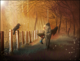 On The Fence by The-F0X