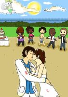 A Left 4 Dead Wedding. by MonsterMuncherx