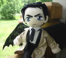 Castiel Plush by Nikicus