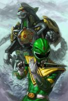 Release the Dragonzord by StuartHughe