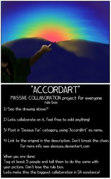 AccordArt Collab - FTM by fromthemargin