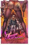 FAGS inthe-fastlane-PosterArt-AgedVersion by WacomZombie
