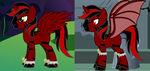 Atom - My Little Pony form by SassyDragon18