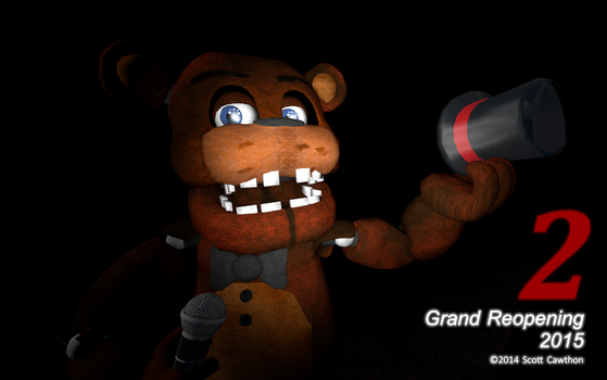 [SFM] Grand Reopening! by Mudkip91