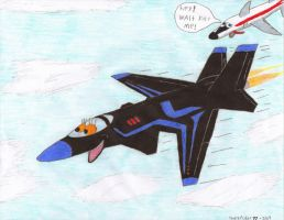 Raid the SU-47 by sharkplane77