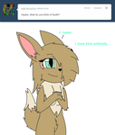 Question for C. Hayley by SesshaXIII