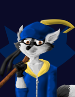 Sly Cooper (Movie Version) by sonicgirl313