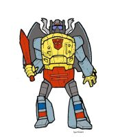 Me Grimlock Not Kisser by Hartter