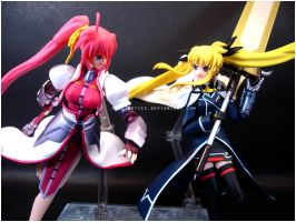 Signum vs Fate by red1justice