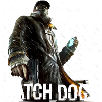 Watch Dogs Icon By Ashish913 by Ashish-Kumar