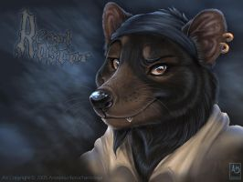 Captain Roscoe the Great by balaa