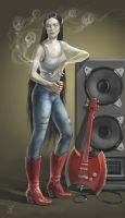 Marceline by Sophia-M