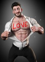 TommyLove by albron111