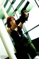 Meryl Silverburgh -MGS- by carrie-monster