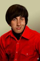 Howard Wolowitz by FaJaR2