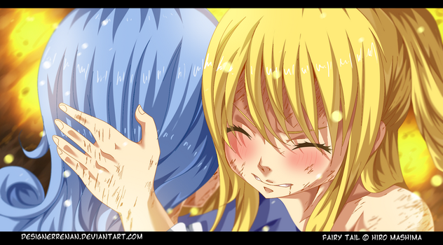 Fairy tail 395 - Don't worry! by DesignerRenan