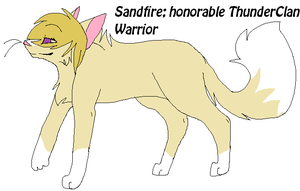 WC-Sandfire: Request by Brokenbrookie