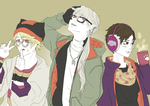 Normal route squad by Cookiers
