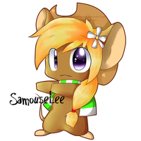 -Fan Art- Samouselee by Fierying