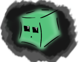 Minecraft Slime by EnderSoul94
