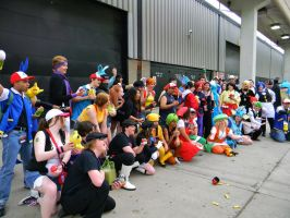 Pokemon Gathering - ACen 2013 by EndOfGreatness
