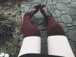 Knee Socks by Here-for-a-moment