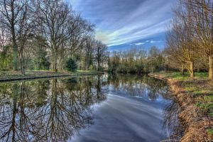 reflections by clochartist-photo