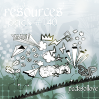 Resources pack 1 by blondeDS