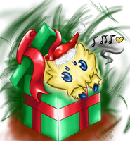 Bachuru Christmas (2010) by LittleOcean