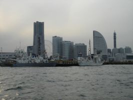 Yokohama, Tall and Proud by HoosierJedi