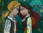 Gyubrush_and_Elaine_Love by emily-fopdp