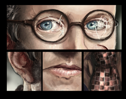 Ben Linus- Details by miss-mustang