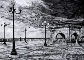 seafront by Vaalera