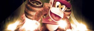 Diddy Kong by 3DB