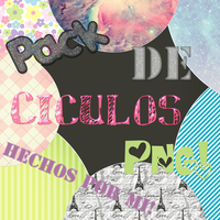 Pack de Ciculitos PNG'S by Florchis120