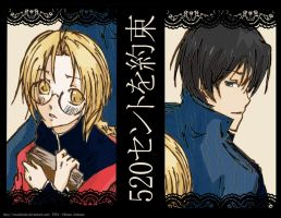 FMA - 520 cens Promise by crazyKisuke