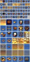 MB3D dIFS Shapes by mario837