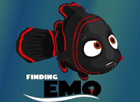 Finding Emo by crimsonsonata