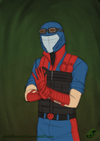 GI Joe - Cobra Viper by JadeRaven93