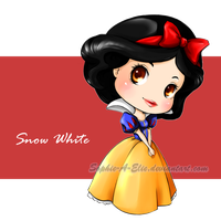 SnowWhite by sky-illuminated