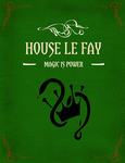Le Fay sigil by desiredwings