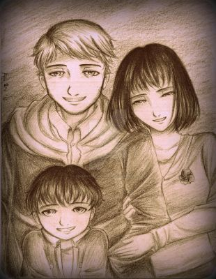 The Family Portrait by KhiaraTheLoneMoon