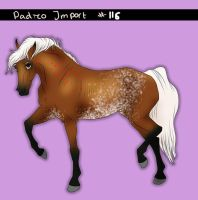 Padro Import #117 - Free to Claim by Boggeyboo