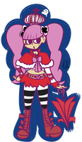 Contest Drawing - Perona by DuckyDeathly